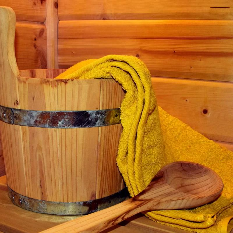 Cadeaubon privé sauna nieuwpoort